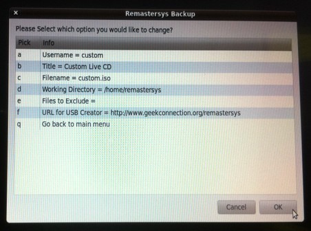 How to Remaster Ubuntu 10.04 Lucid Lynx with Remastersys