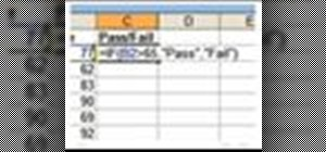 "Add ""if"" function in Excel"