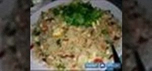 Make fried rice