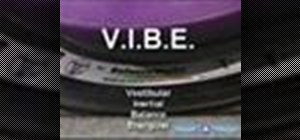Use the vibe disc