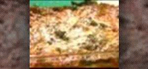Make Mexican style lasagna