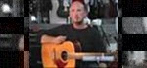 Play a 12 string guitar