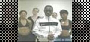 Audition as a Hip Hop dancer