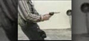 Draw a gun fast