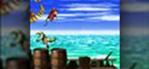 Get all 75 krem coins in Donkey Kong Country 2 for N64