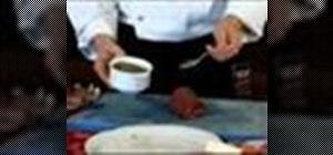 Prepare chateaubriand