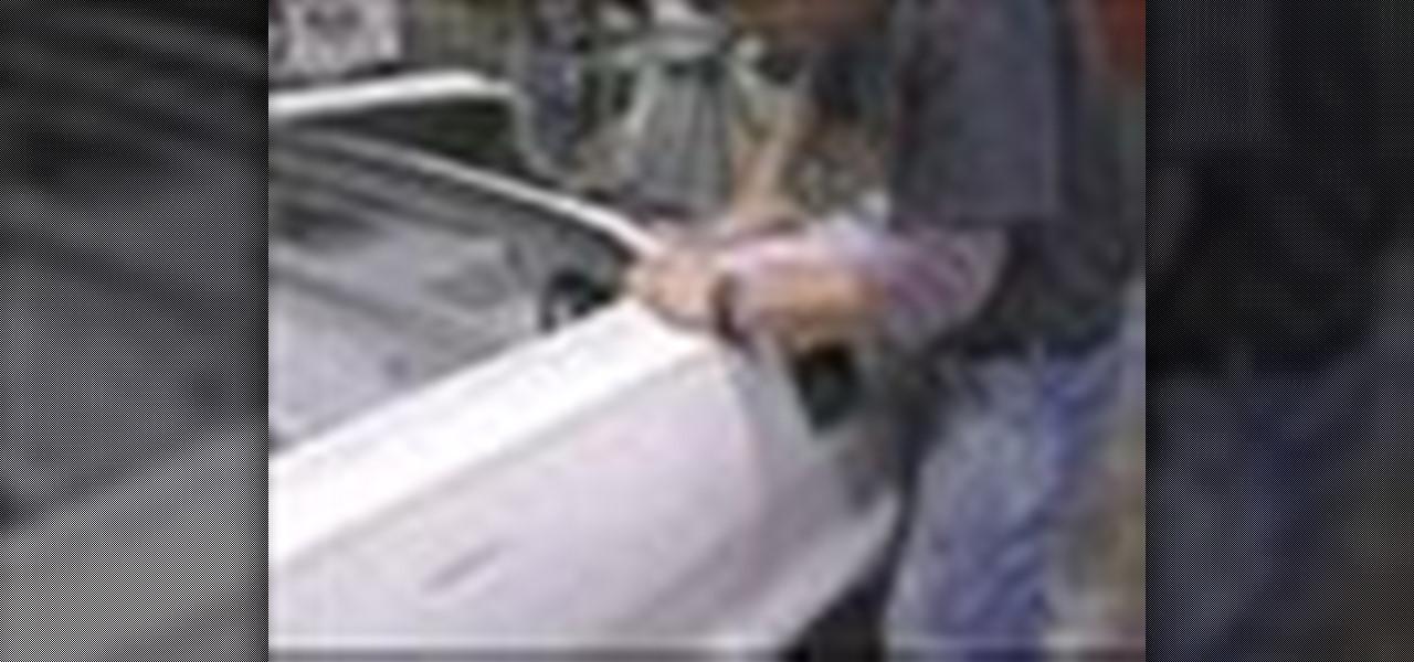 How To: Custom paint a car