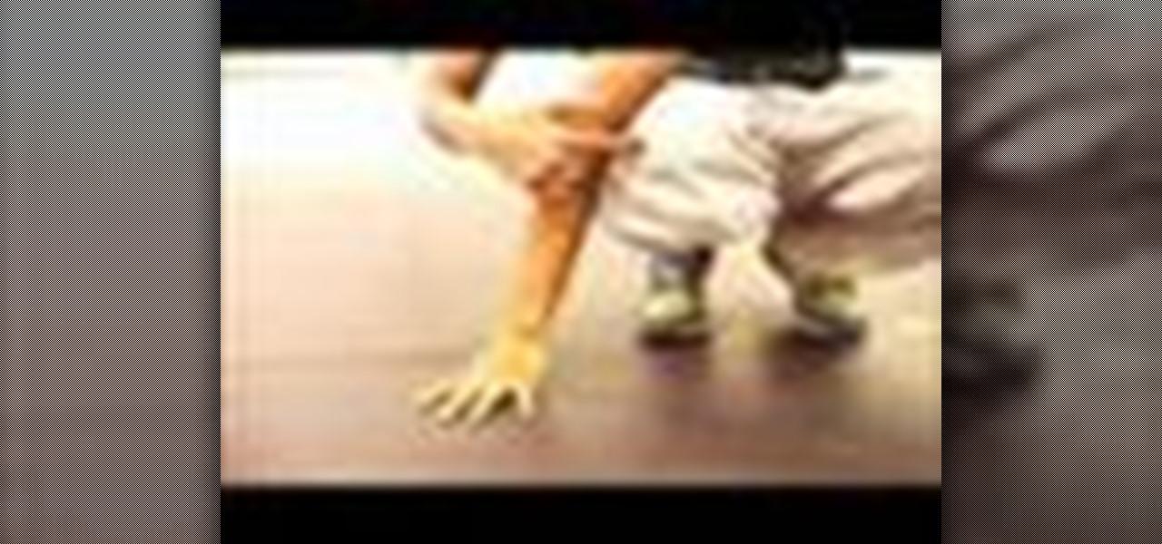 Do Freeze Dance Move X on Hustle Basic Dance Steps