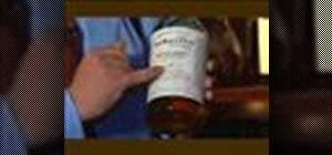 Drink Scotch whiskey