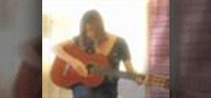 Play guitar as a newbie