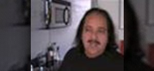 Make an omelette with porn star Ron Jeremy
