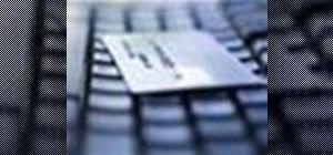Change your IP address when using Windows