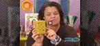How to Make swiss cheese candles with Rosie O'Donnell