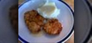 Make buttermilk southern fried chicken
