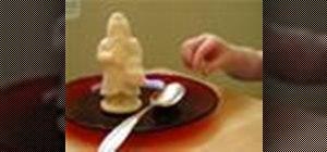 Make molded ice cream