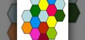 Work with tessellation shapes in geometry