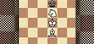 Mate with a bishop and knight versus a king in chess