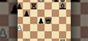 Catch Black from all sides to win the chess game