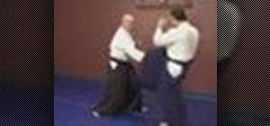 Use Aikido kick defenses