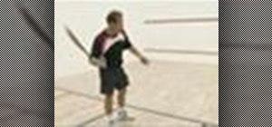 Improve your squash shot