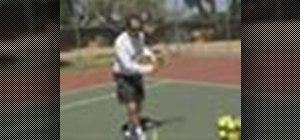 Do tennis approach shots