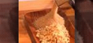Make fresh and dried breadcrumbs