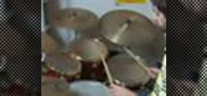 Play cha-cha drum patterns