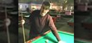 Play straight pool