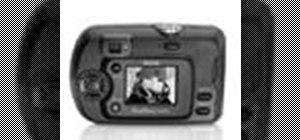 Operate the Kodak EasyShare CX6200 Zoom digital camera