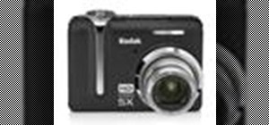 Operate the Kodak EasyShare Z1285 Zoom digital camera