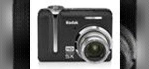 Operate the Kodak EasyShare Z1285 Zoom digital camera