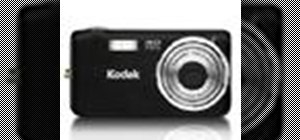 Operate the Kodak EasyShare V1233 Zoom digital camera
