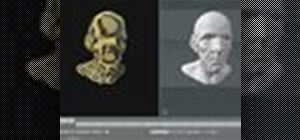 Use group masks in modo 301