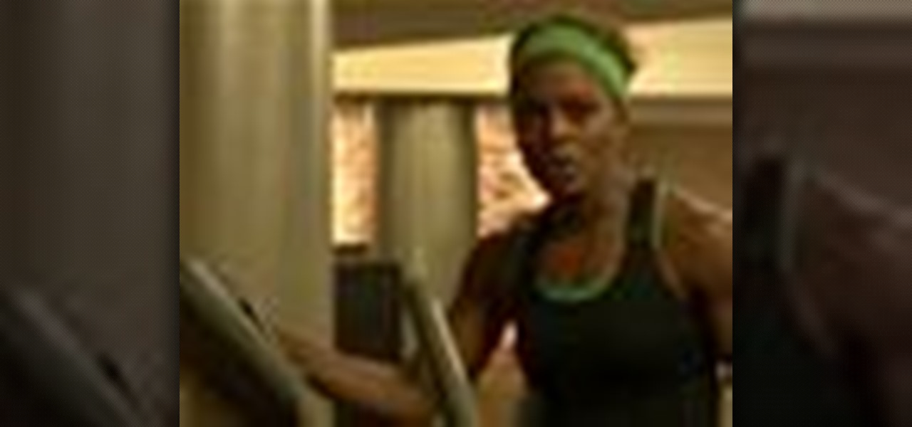 How to Use a stair stepper « Body Sculpting :: WonderHowTo
