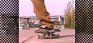 Do a 360 on a skateboard