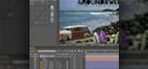 Color correct with effects in After Effects CS4