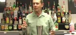 """Make a """"piece of ass"""" cocktail drink"""