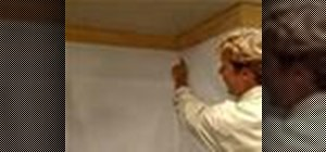 Cut crown molding with This Old House