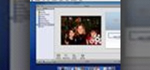 Create greeting cards using iPhoto