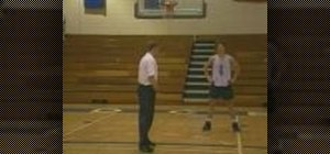 Perform a defensive slide drill