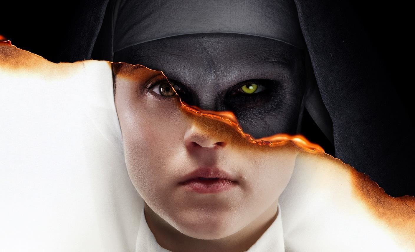 The Nun Full Movie Hollywood Watch and Download HDr
