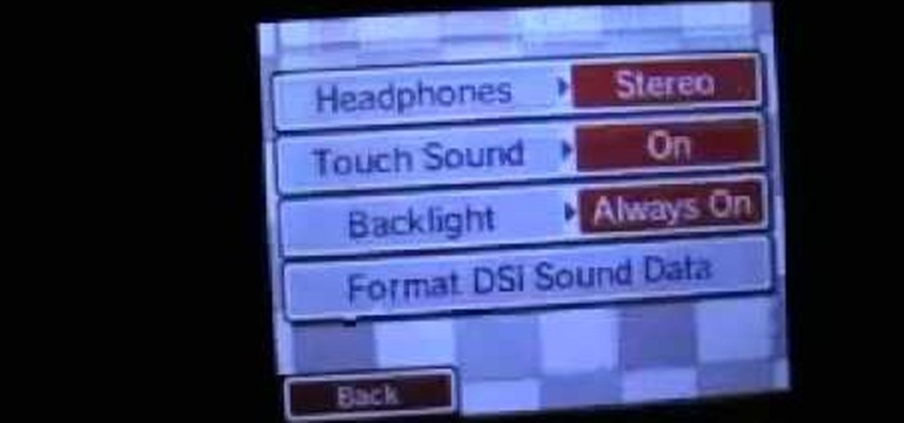 How to Do some cool tricks on the Nintendo Dsi « Nintendo DS