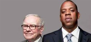 Warren Buffett Gives Props to Jay-Z