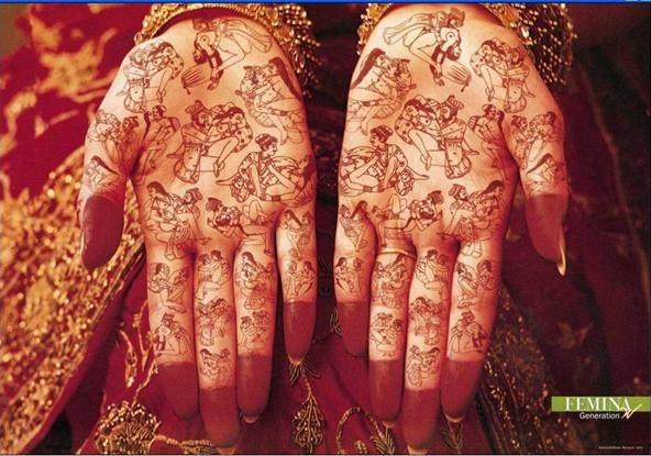 HowTo: Henna Yourself