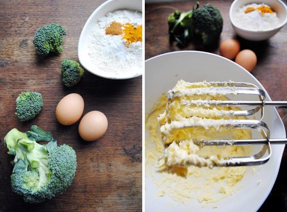 Debatably Delectable Broccoli Cakes