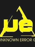 unknown eror