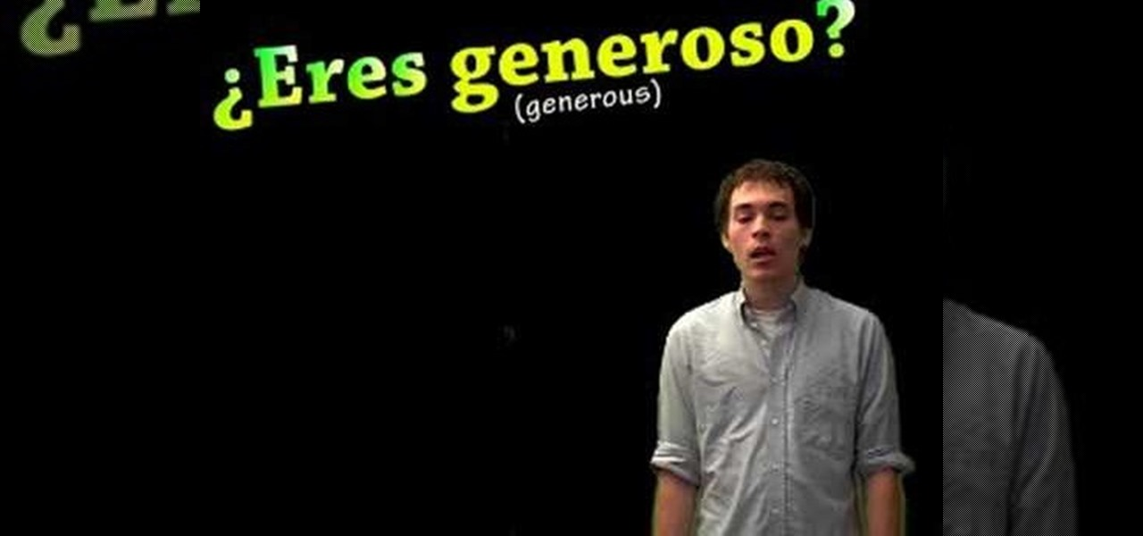 what does tu eres mean in spanish