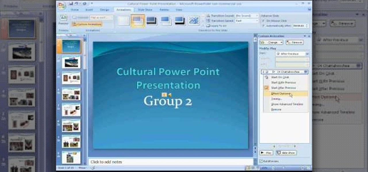 how to play music in powerpoint presentation