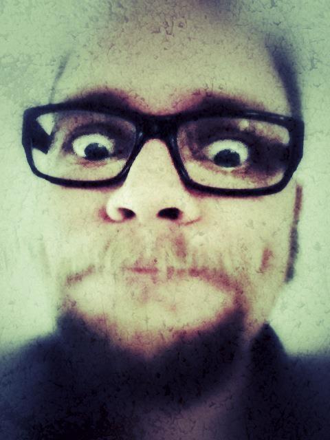 Self-Portrait Challenge: Angry me