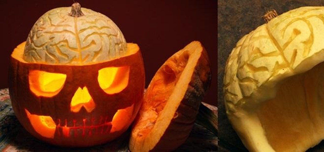 this skillfully carved jack o lantern lets you perform experimental rh halloween ideas wonderhowto com